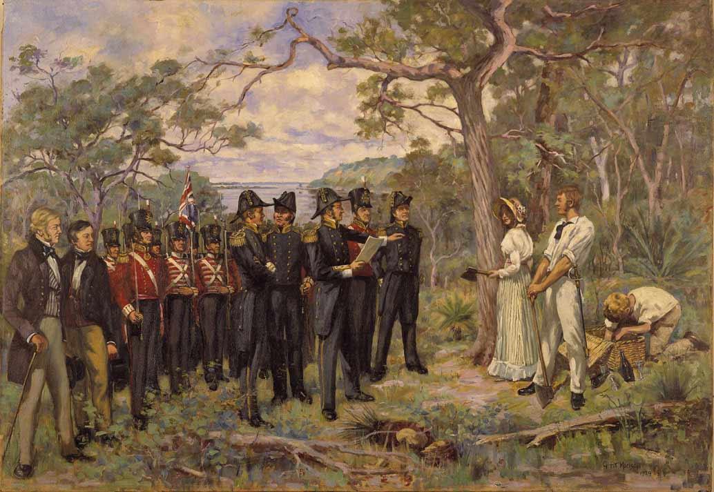 La nascita di Perth