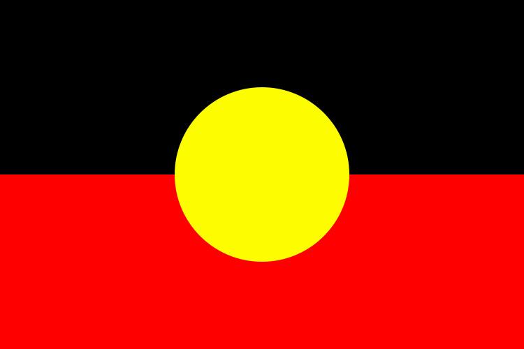 bandiera degli aborigeni australiani