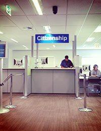 cittadinanza australiana