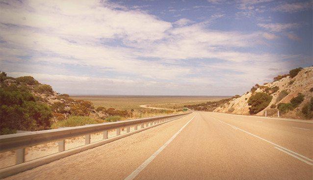 deserto in Australia