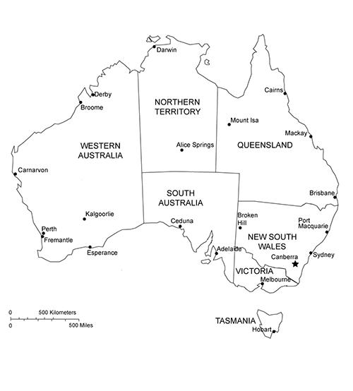 Stati australiani
