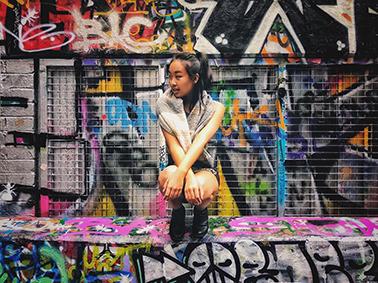 Ammirare la street art di Melbourne dopo la riapertura dei confini Australiani